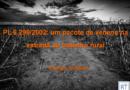 PL 6.299/2002: um pacote do veneno na estrada do trabalho rural